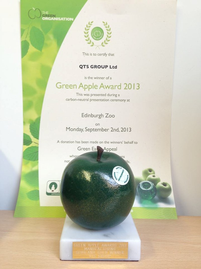 Gold Apple Award