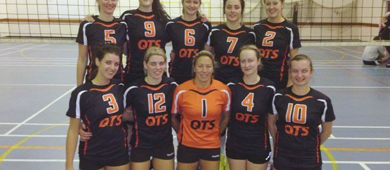 QTS Ayrshire Volleyball Team