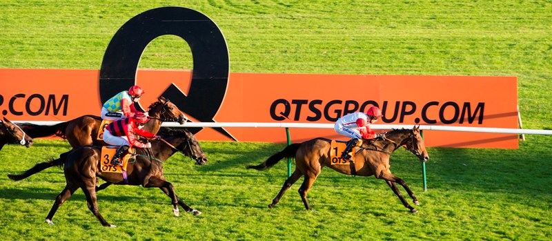 QTS Sponsors Ayr Gold Cup